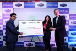 Sakshi Malik get first Datsun CARE service package