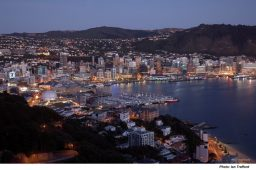 Wellington chosen 'Best Place' to live in world