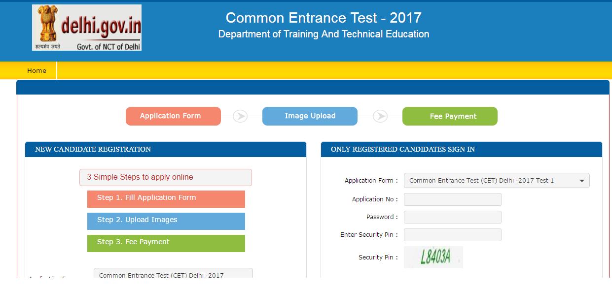 CET Delhi Result 2017 Announced @Cetdelhi.Nic.In, Check CET Polytechnic Result