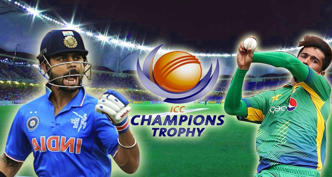 Champions Trophy, Ind vs Pak