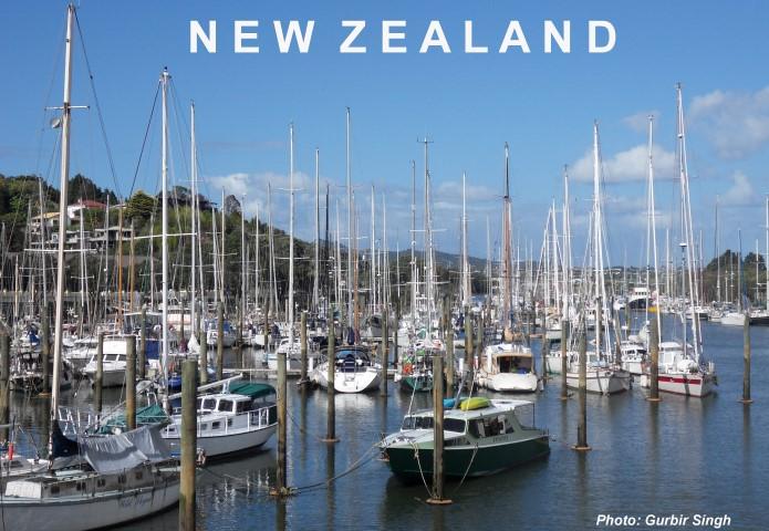 New Zealand Scenes