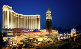 The Venetian Macao Takes Double Honours at the 2017 World Travel Awards