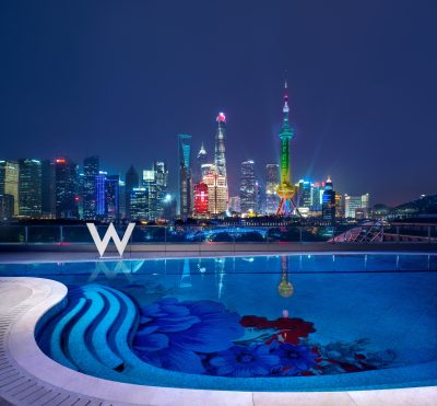 W Hotels Electrifies the Shanghai Skyline with the Debut of W Shanghai – The Bund