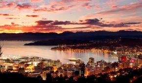 'A little city with a big heart'- Wellington