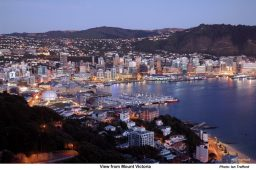 Top tourist attractions of Wellington, New Zealand