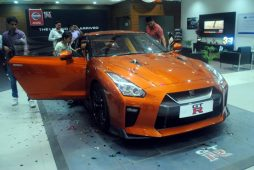 Rs. 1.99 –cr Nissan GT-R sports car unveils in Chandigarh