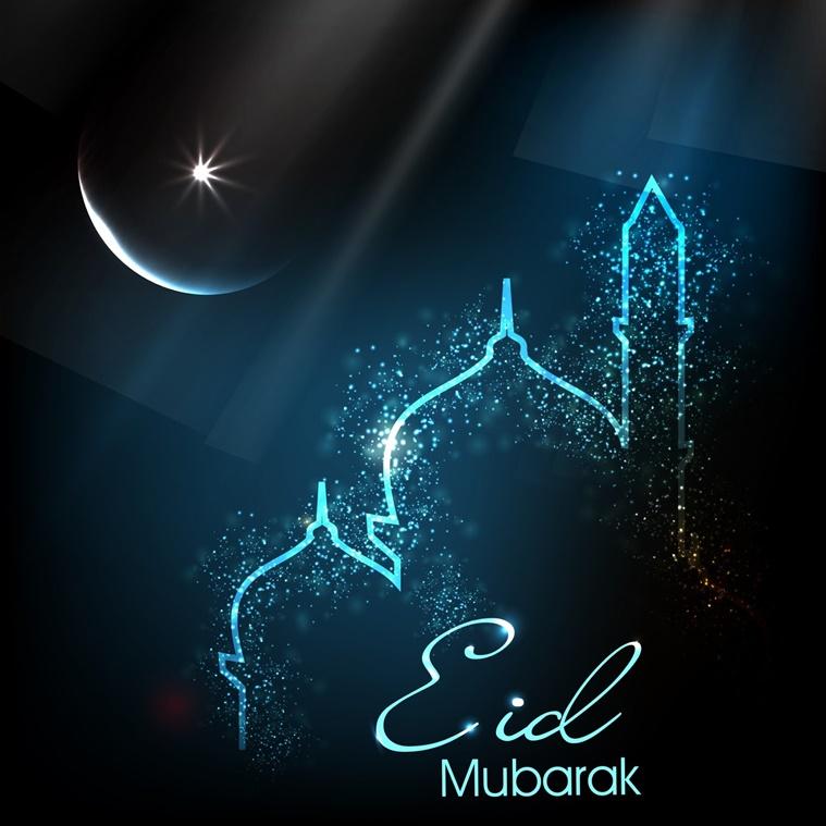 Top Ramadan Eid Al-Fitr Greeting - eid-mubarak-3  Graphic_75645 .jpg
