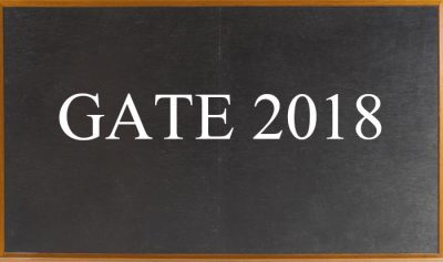 GATE 2018 Notification expected soon at official website gate.iitr.ernet.in