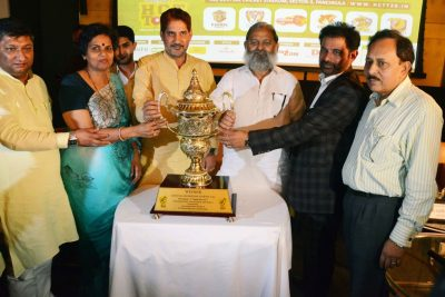 Haryana Champions Trophy T-20 unveiled by Anil Vij