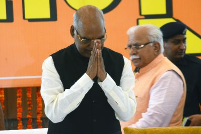 Ram Nath Kovind elected as 14th President of India