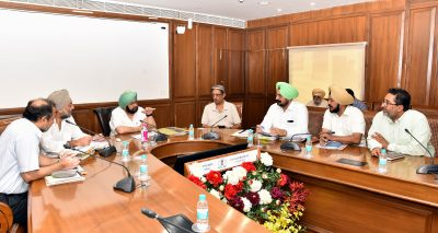 CM Gives NOD To Time-Bound Integrated Agro-Horti-Forestry Programme
