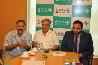 Max Hospital introduces tricity's highest powered Holmium Laser Machine