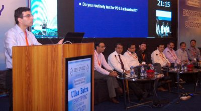 Major sessions held on Day 2 of Oncology Conference at Hyatt
