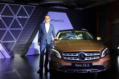 Mercedes-Benz launches the Suave and Vibrant new GLA