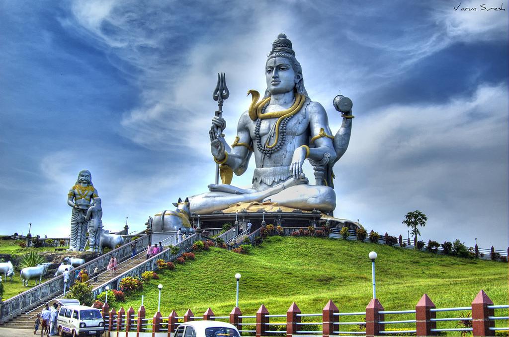 Shiva of Murudeshwara