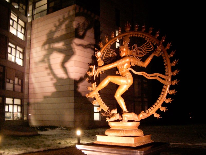 Dancing Statue of Shiva