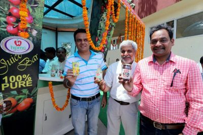 HPMC newly designed kiosk opens at Barwala