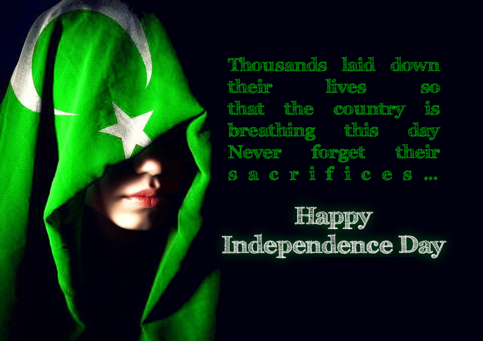 Happy Pakistan Independence Day 2017 Wishes Quotes Messages