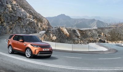 Land Rover opens bookings for the All-New DISCOVERY in India starting Rs. 68.05 lakhs