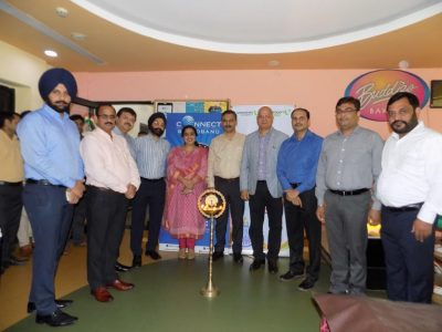 9th Blood Donation Camp at Quadrant Televentures Ltd. Mohali