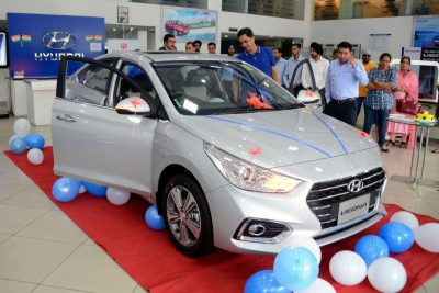Berkeley Hyundai dealership launches Global Sedan 'Next Gen Verna'