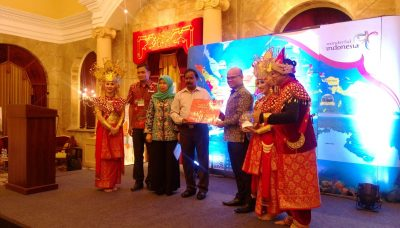 Wonderful Indonesia Sales Mission in 5 Cities