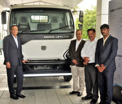 Ashok Leyland Launches the GURU ICV Truck in Punjab