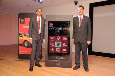 Nissan India launches NissanConnect