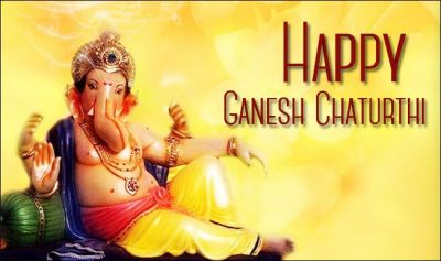 Happy Ganesh Chaturthi 2017 Wishes Quotes SMS Messages Whatsapp Status in Marathi Hindi