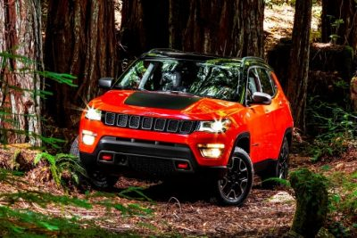 Made-in-India Jeep® Compass Launched at INR14.95 lakh