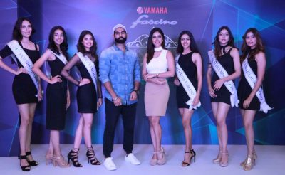 Yamaha Fascino Miss Diva 2017 receives an overwhelming response from Chandigarh
