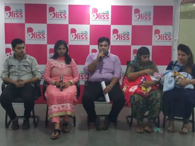 Paras Bliss Panchkula Hospital Saves Two Premature Babies