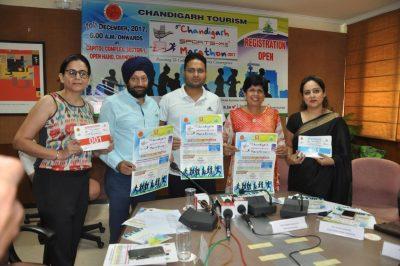 1st International Chandigarh Marathon by Sports 13 in Dec