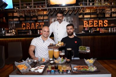 Underdoggs Brewery & Kitchen opens, promises to usher in a Craft Beer revolution