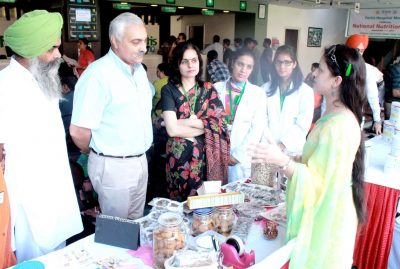 Fortis Hospital, Mohali Observes Nutrition Week