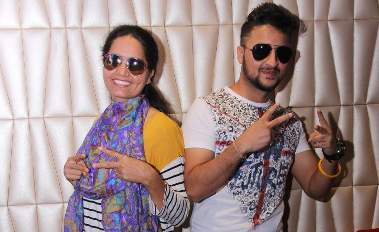 Singer Roy reached Ludhiana for the promotion of his debut Punjabi song – Ruthey Yaar