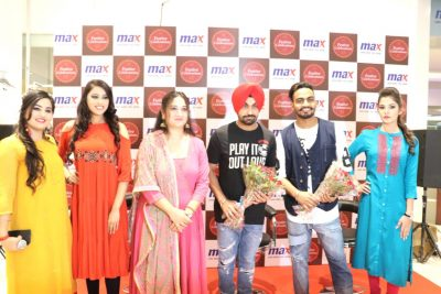 Max Fashion launches its all new festive collection with Ravinder Grewal