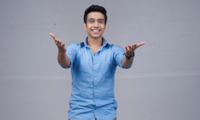 Meet the Jugaadu JD a.k.a Rishabh Chaddha in the upcoming show Aadat Se Majboor