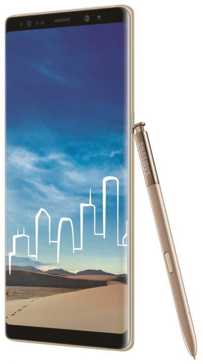 Do Bigger Things: Samsung Galaxy Note8