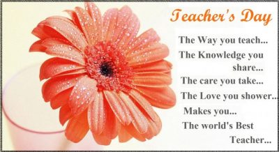 2017! Happy Teachers Day Quotes Wishes SMS Greetings Whatsapp Status DP Images