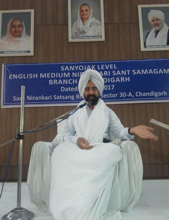 Sant Nirankari Mandal organises Sanyojak level English Samagam