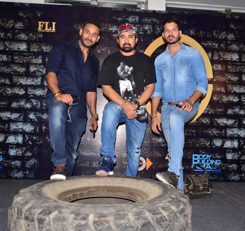 a0bd81be30 Ranvijay and Sahil Khan conducted auditions of Fitness League of ...