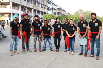 Team Gabruu gave society an eye opener with the street play under campaign #RespectBachpan