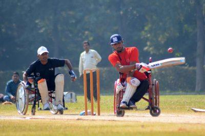 3-Day Inter-state Wheelchair Cricket Tournament- 2017 kicks off at Panjab University Cricket Stadium
