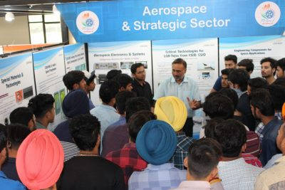 Thousands of visitors throng Mega Science Exhibition at CSIR-CSIO