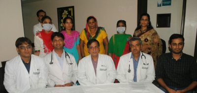 Unique Karwachauth celebration for women Kidney patients at Mayo Hospital