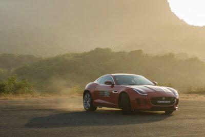 Jaguar brings the art of performance tour to Raipur