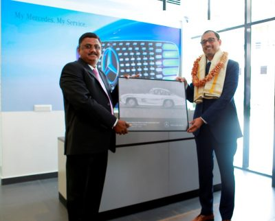 Mercedes-Benz India strengthens its after-sales commitment; inaugurates an exclusive, state-of-art Body & Paint center at Kochi