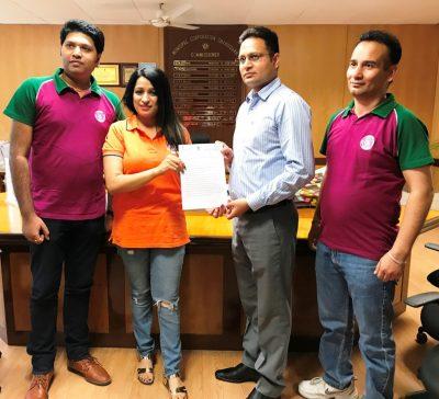 MCC engages RJ Meenakshi as Brand Ambassador for Swachh Bharat campaign