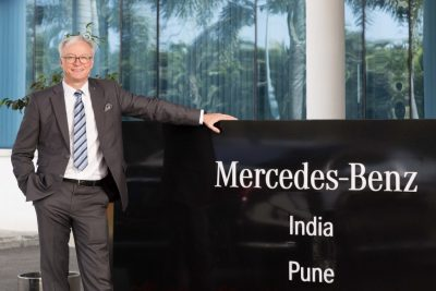 Mercedes-Benz India continues its strong growth momentum